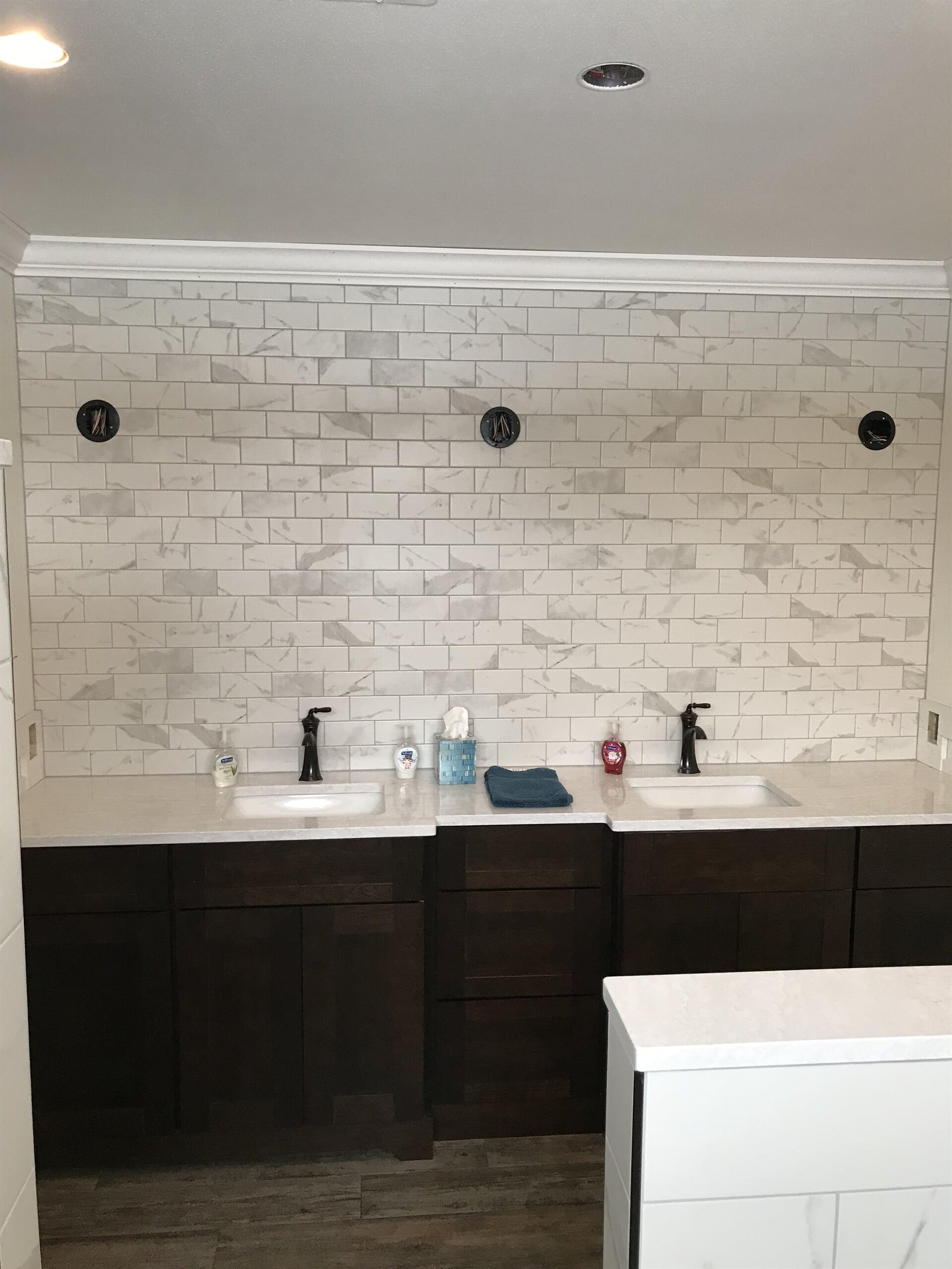 Kevin- tile bathroom 1.5.19