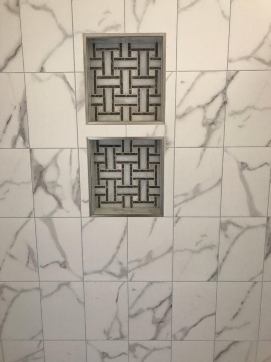 kevin bathroom niche