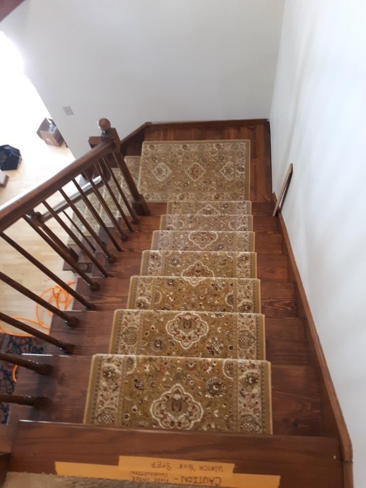 steve- carpet stairs 8.9