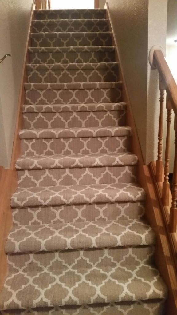 steve-pattern stair
