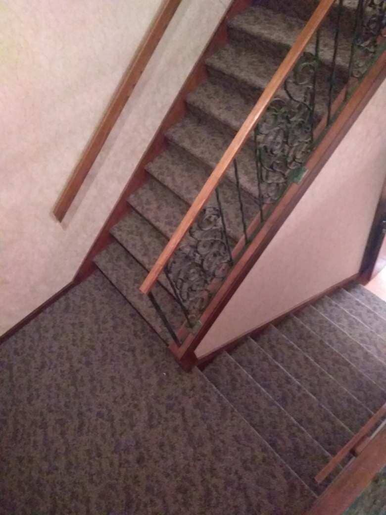 Commercial Carpet Staircase