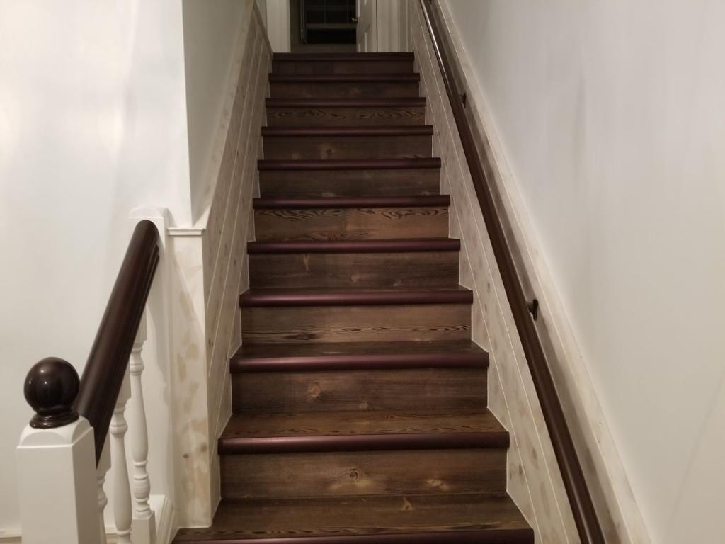 ronny lvp stairs