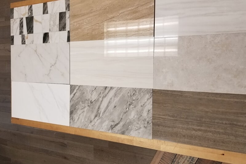 Stone tiles from Urban Flooring in Moore, OK