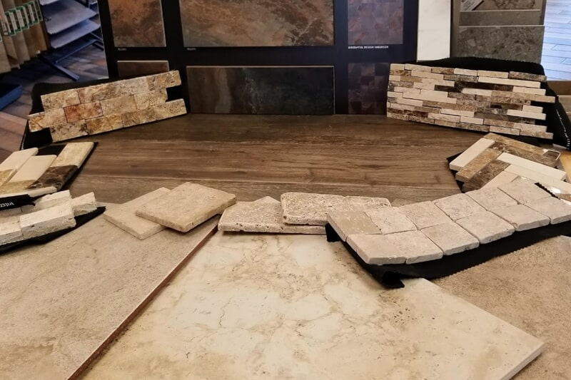 Natural stone from Urban Flooring in Edmond, OK
