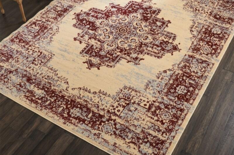 Area rug from Urban Flooring in Moore, OK