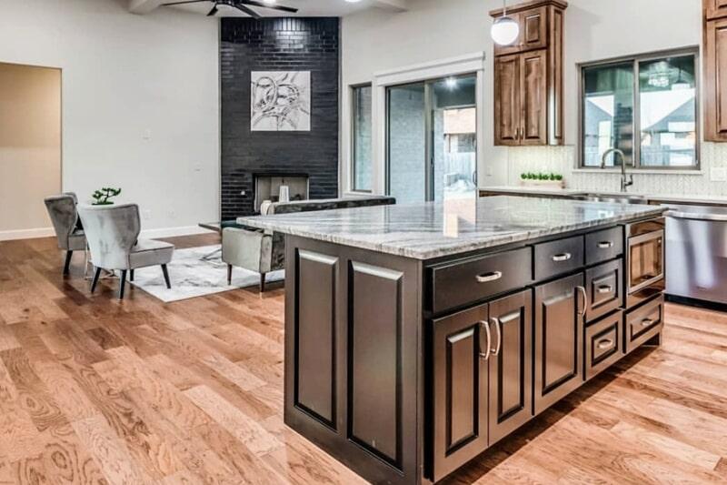 Hardwood floors from Urban Flooring in Moore, OK