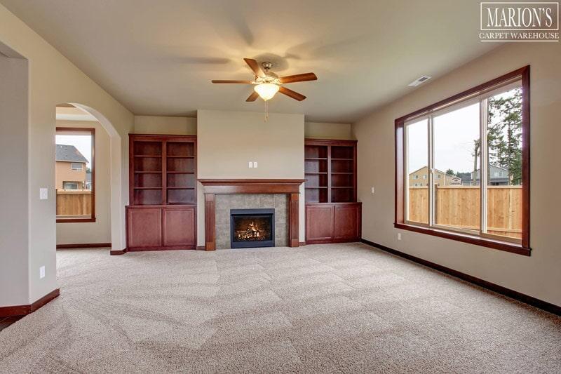 Soft new carpeting in Beaverton, OR from Marion's Carpet & Flooring Warehouses