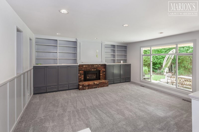 Modern carpet installation in Vancouver, WA from Marion's Carpet & Flooring Warehouses