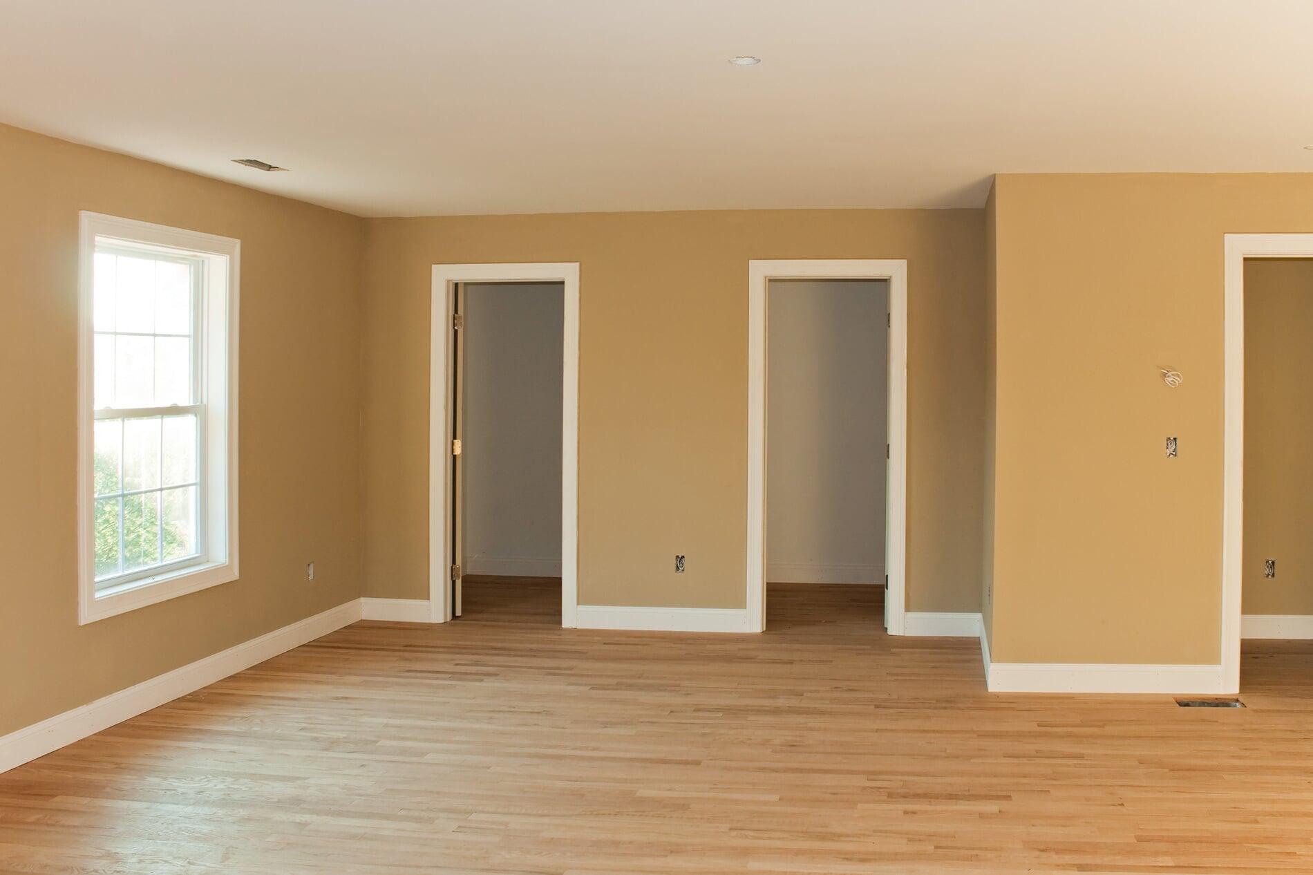 Hardwood floors from Smith Carpet & Tile Center in Edmond, OK