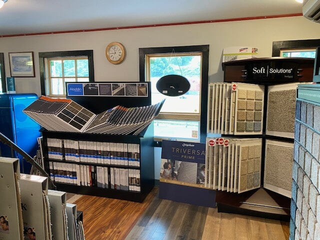Soft surface flooring options for your Hillsville, VA home from Xterior Plus