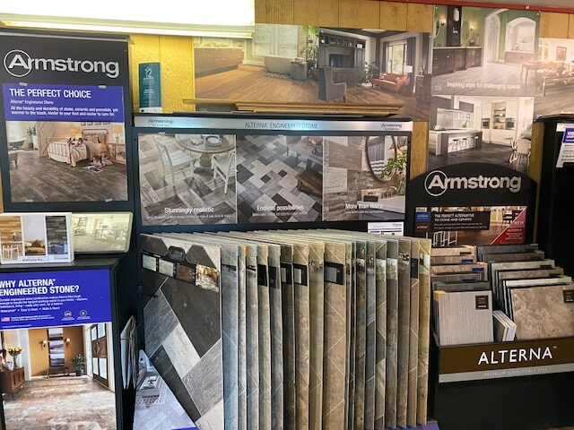 Armstrong flooring options for your Wytheville, VA home from Xterior Plus