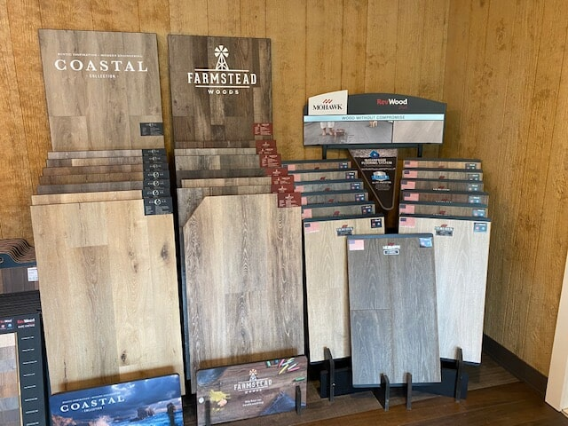 Laminate flooring options for your Hillsville, VA home from Xterior Plus