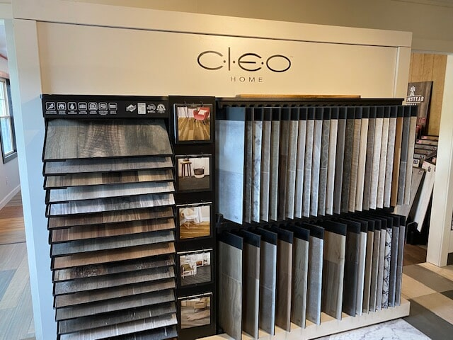 Cleo flooring for your Wytheville, VA home from Xterior Plus