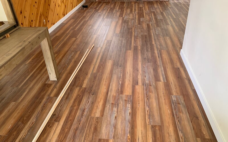 Flooring remodel in Whittier, CA from Triple A Flooring Inc
