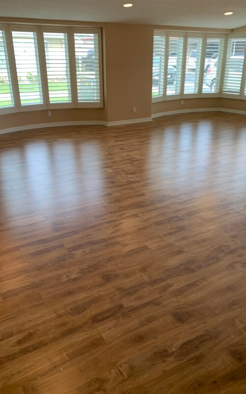 Classic flooring remodel in Norwalk, CA from Triple A Flooring Inc