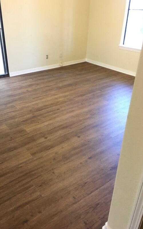 Hardwood flooring remodel in Norwalk, CA from Triple A Flooring Inc