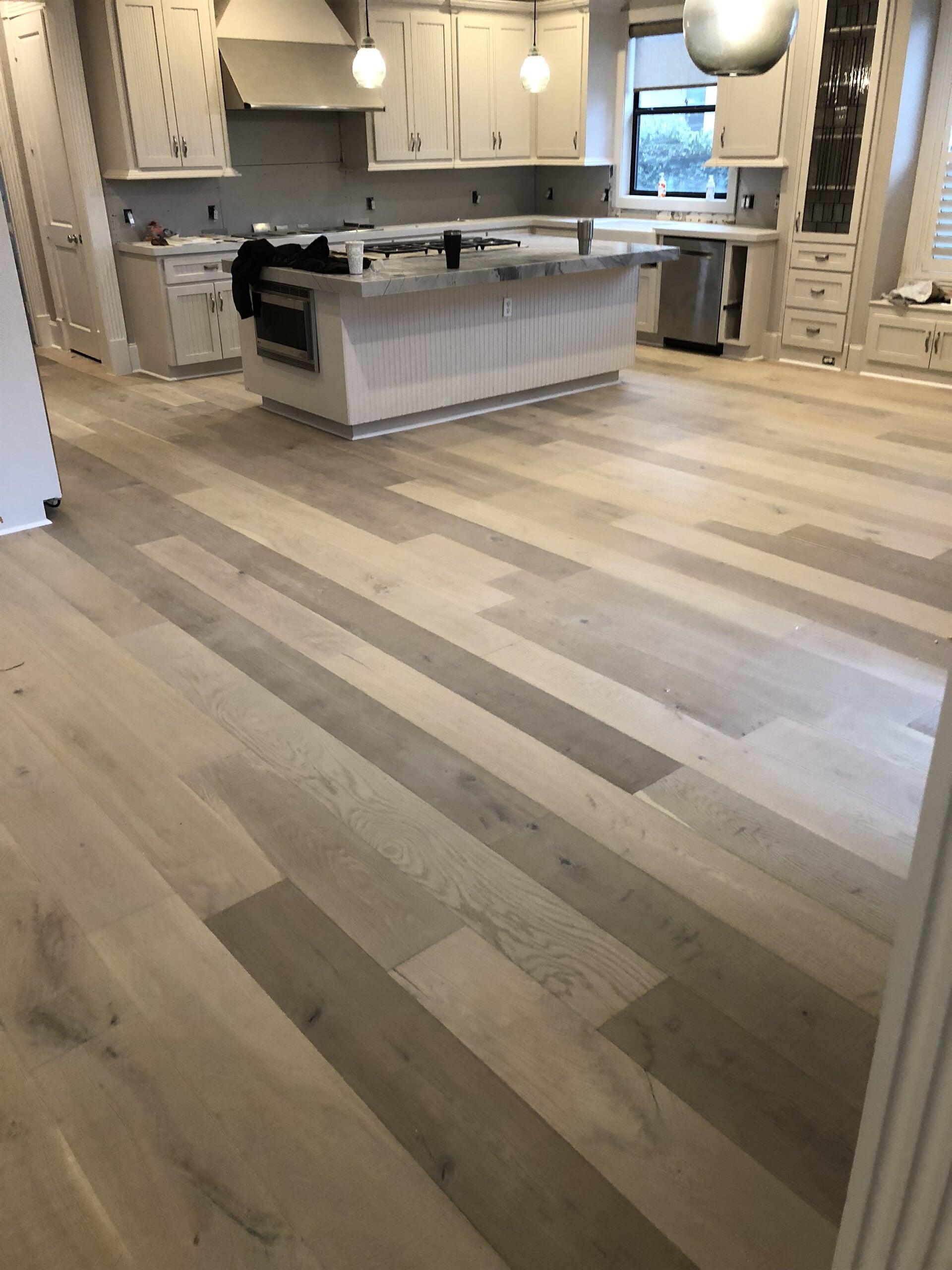 Engineered Hardwood flooring from Houston Floor Installation Services in Conroe, TX
