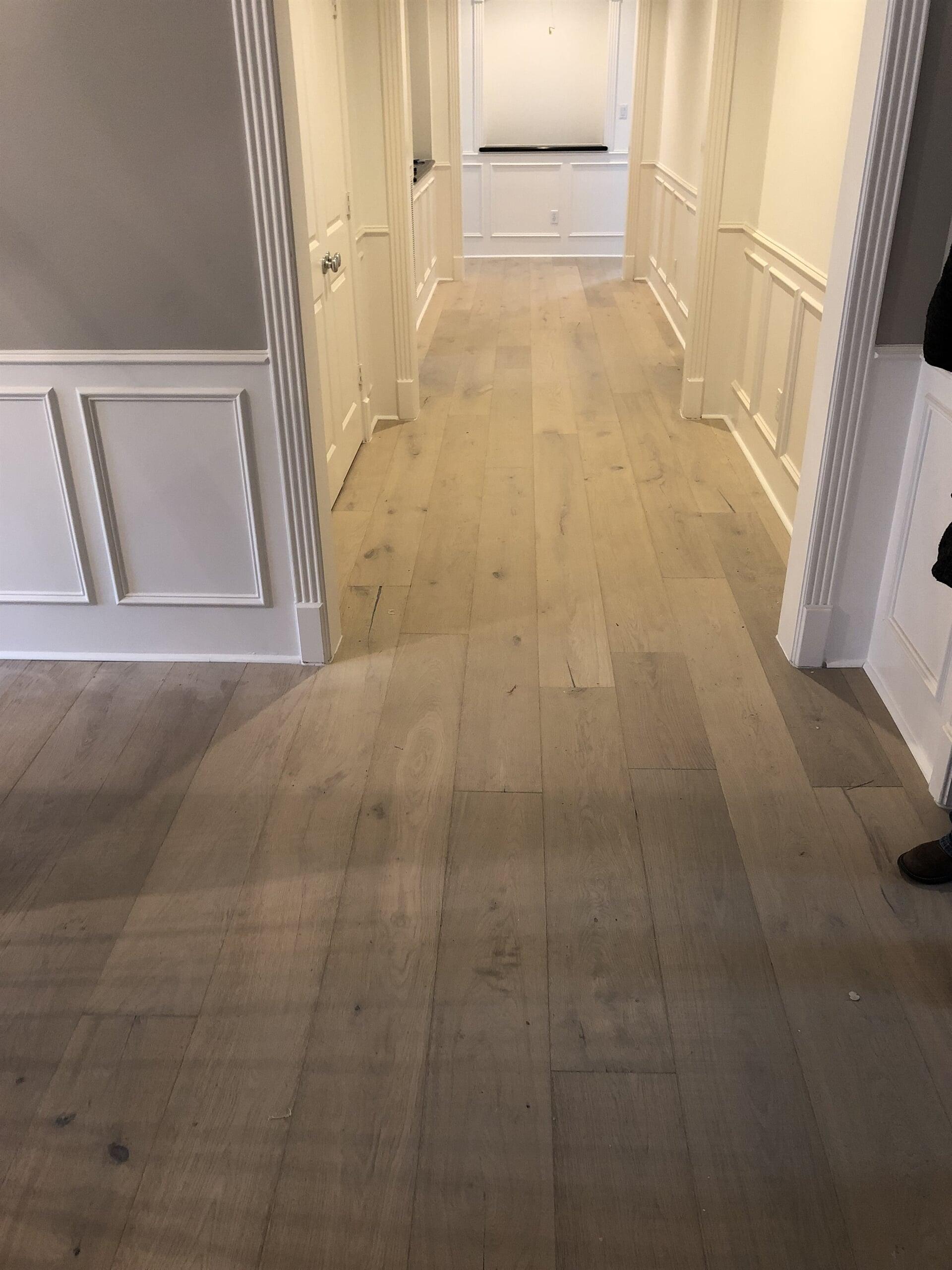 Engineered Hardwood flooring from Houston Floor Installation Services in Houston, TX