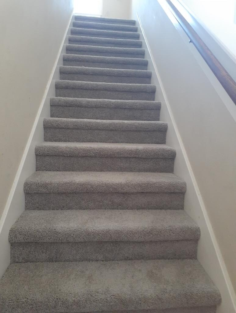 Carpet stairs from Houston Floor Installation Services in Houston, TX
