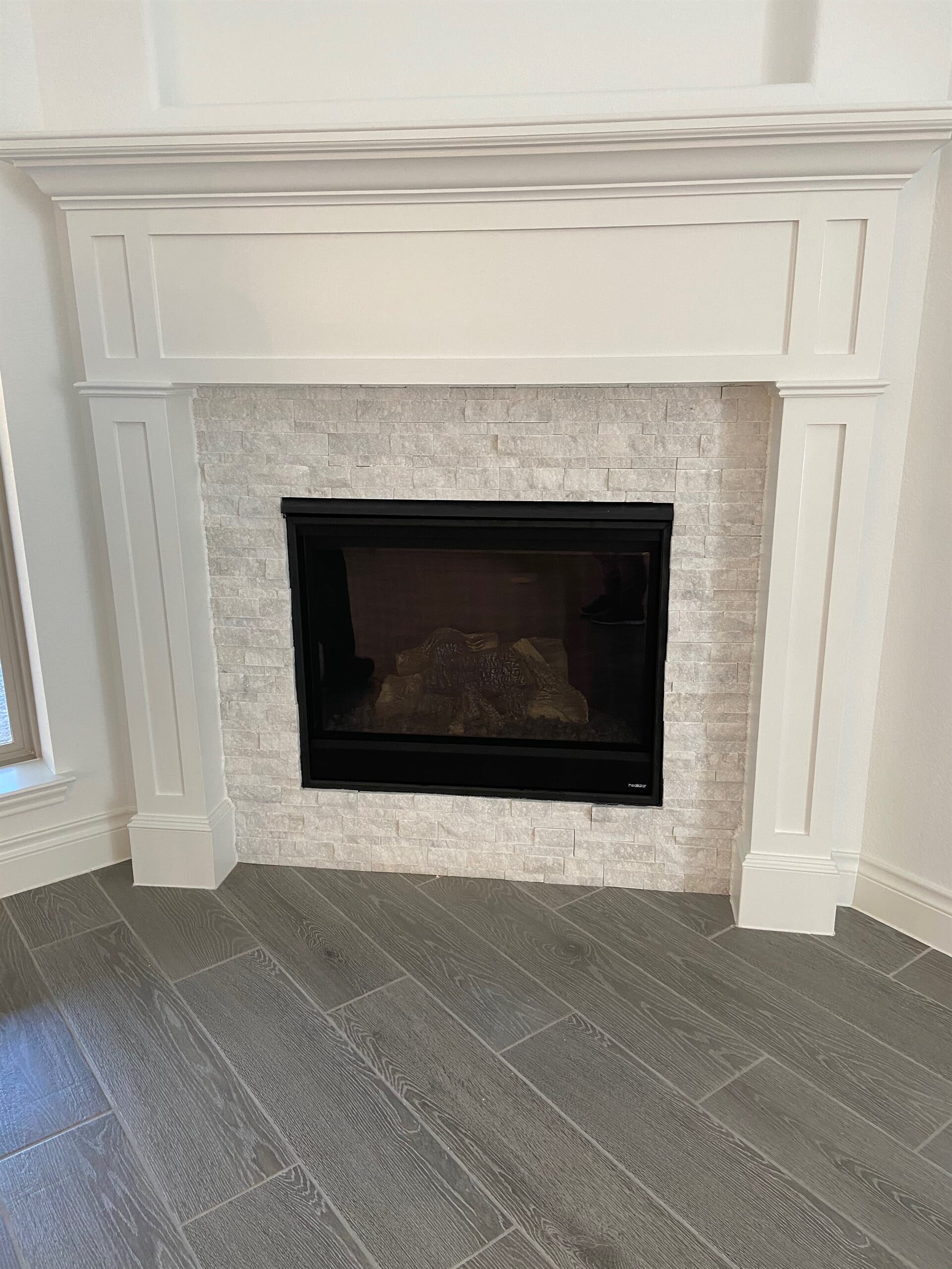 Fireplace from Houston Floor Installation Services in Conroe, TX