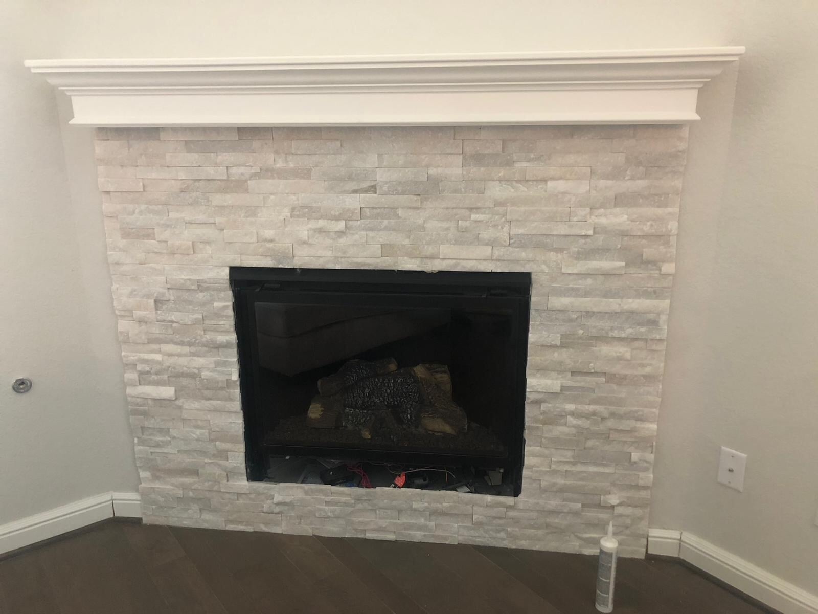 Fireplace from Houston Floor Installation Services in Houston, TX