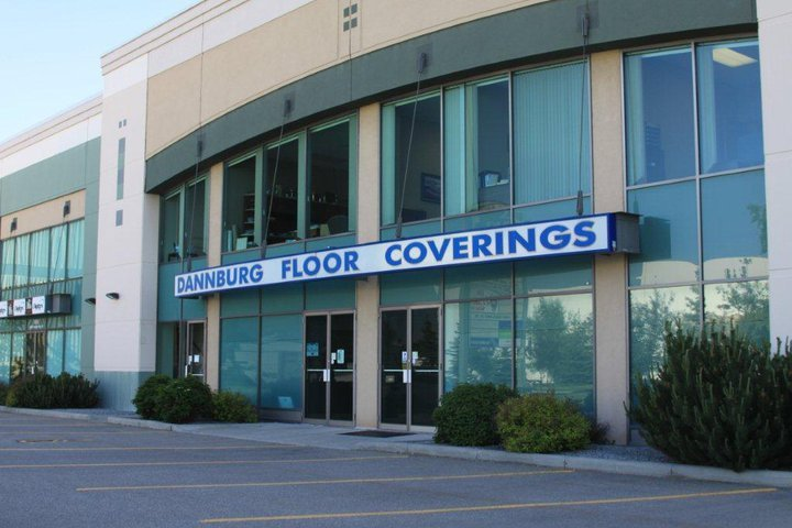 Visit the Dannburg Floor Coverings showroom in Calgary, AB today!