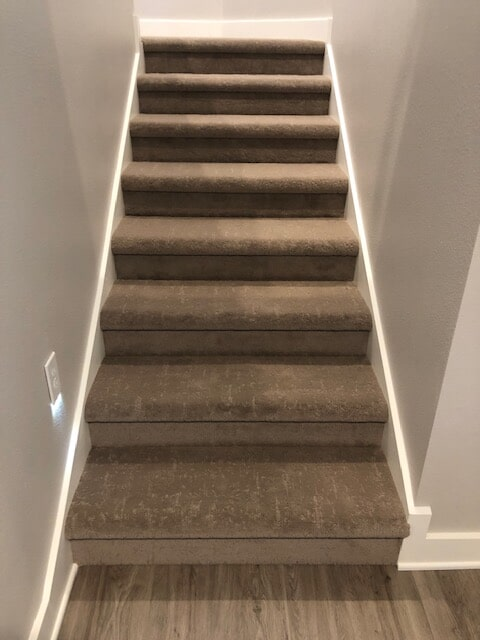 Carpet from Emerald Installation in Lakewood, WA