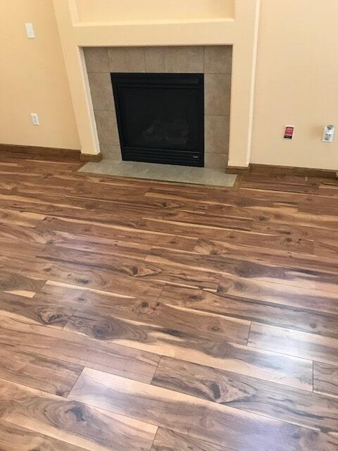 Hardwood flooring from Emerald Installation in Poulsbo, WA