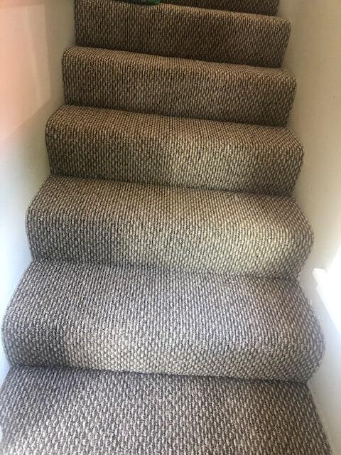 Carpet from Emerald Installation in Kitsap County, WA