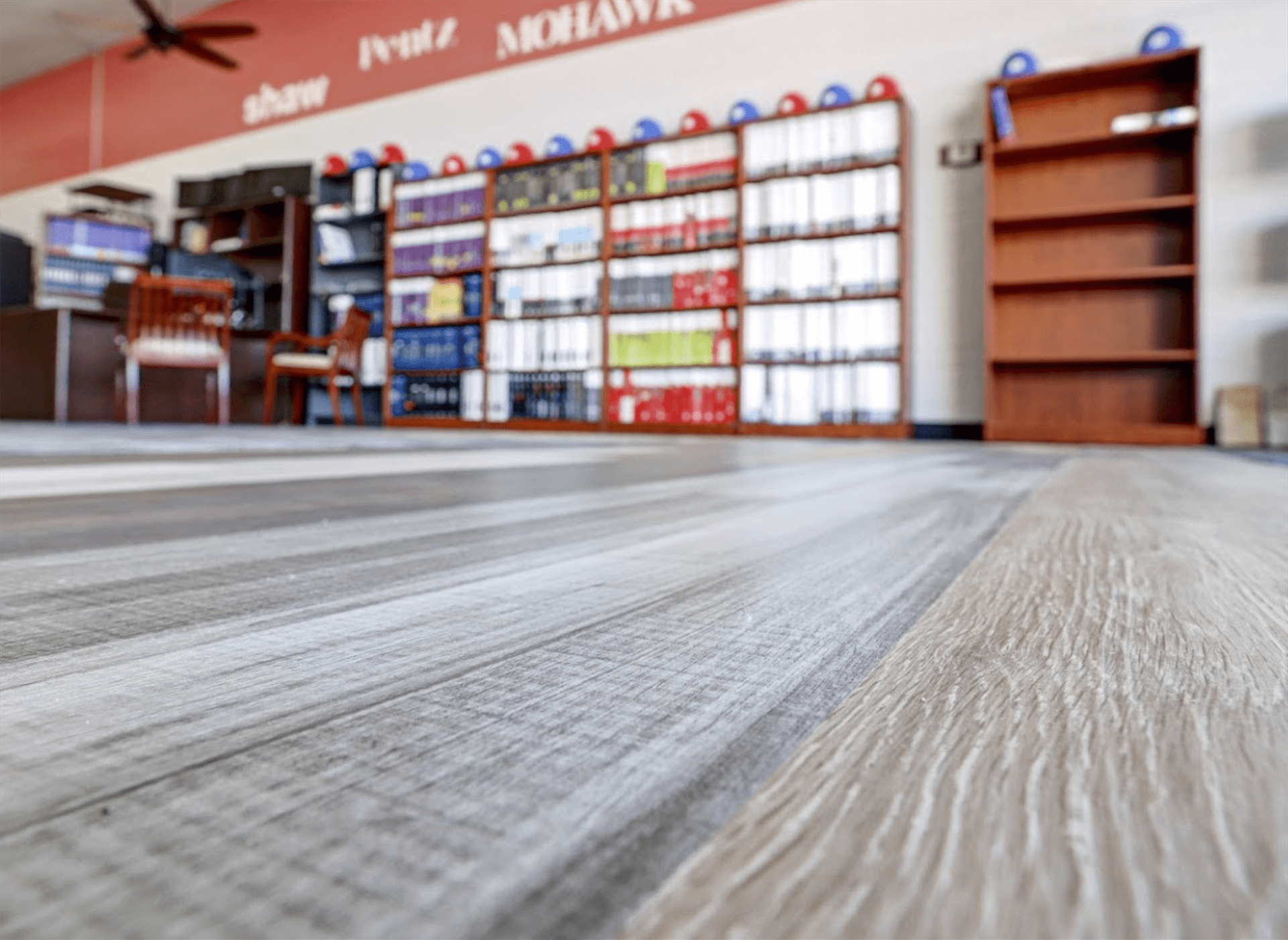 Taylors Flooring showroom in Gilbert, AZ
