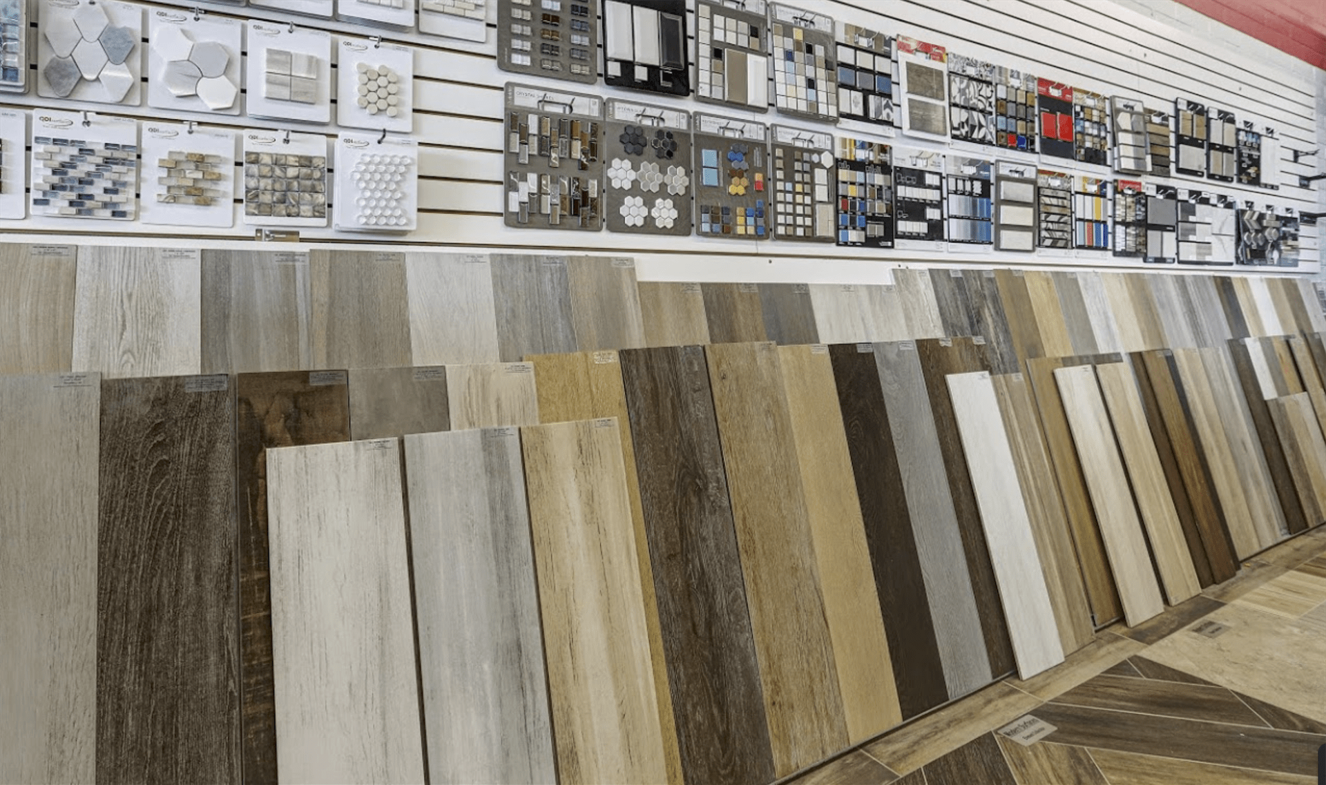 Taylors Flooring showroom in Phoenix, AZ