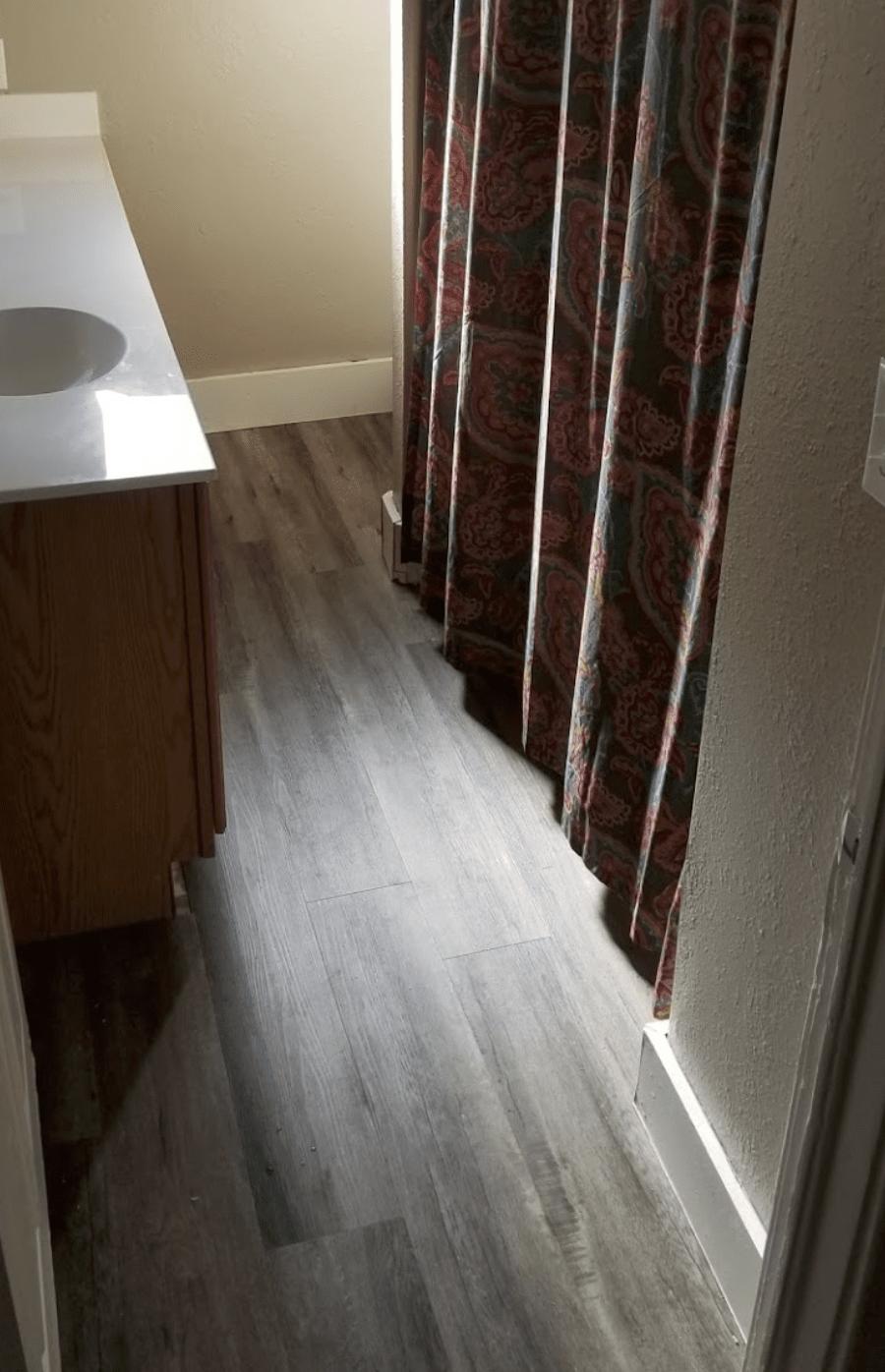 Vinyl plank flooring from Taylors Flooring in Scottsdale, AZ