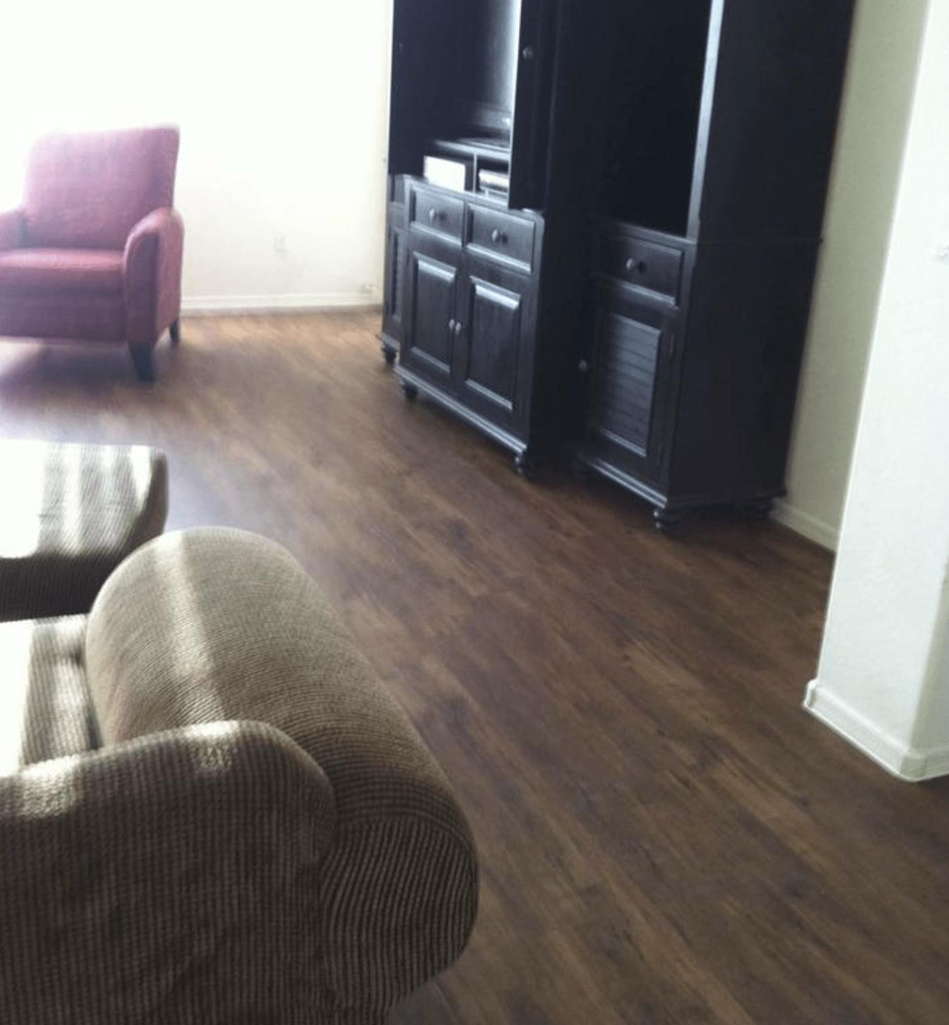 Luxury vinyl plank flooring from Taylors Flooring in Chandler, AZ