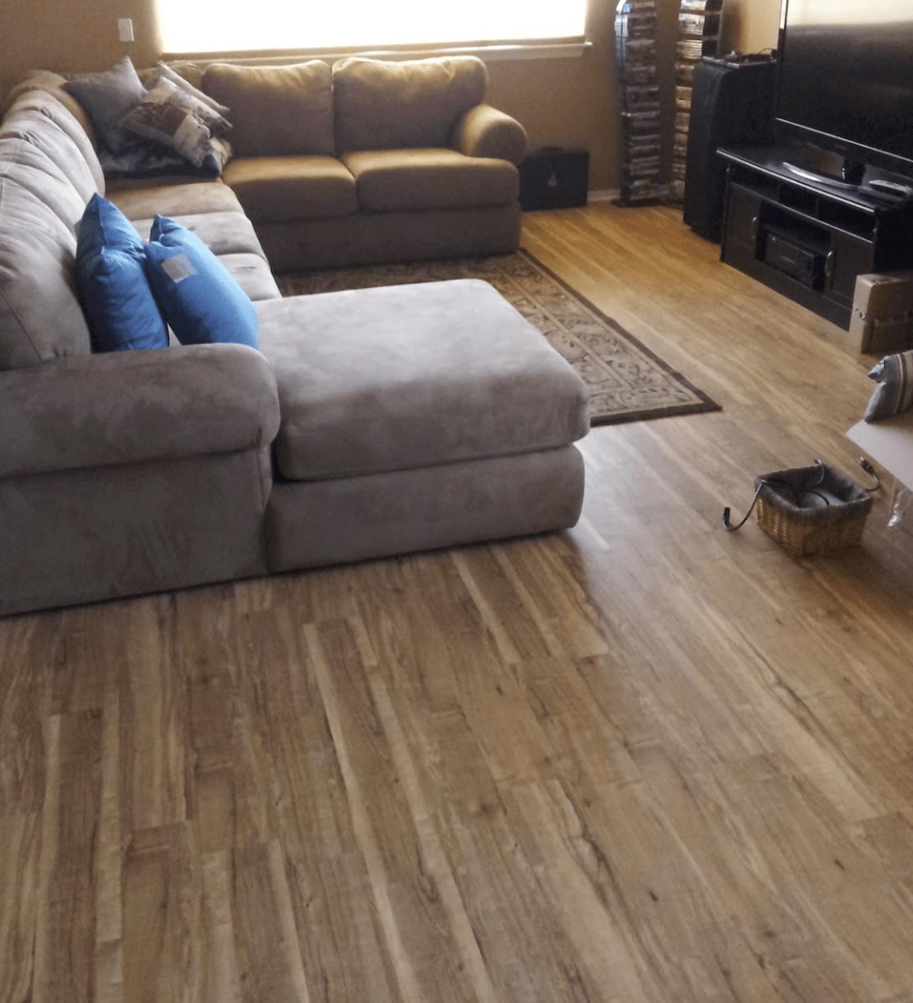 Hardwood flooring from Taylors Flooring in Mesa, AZ
