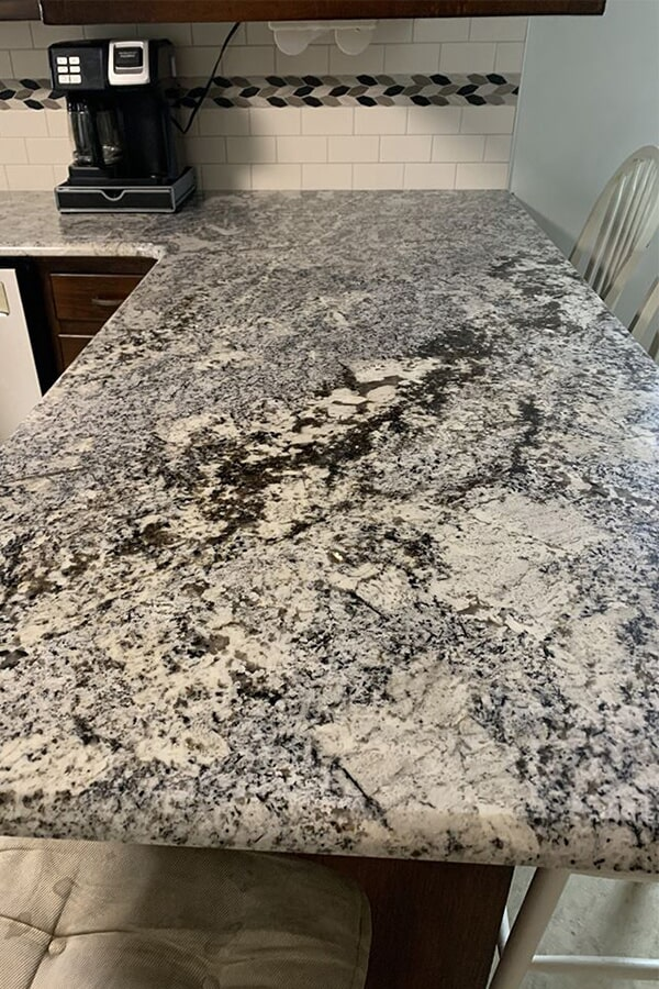 Natural stone countertops in Wilson, NC from Richie Ballance Flooring & Tile