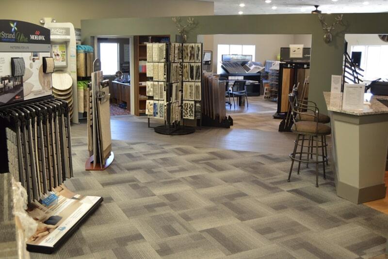 Meet the team here at J.P. Flooring in Carroll, IA