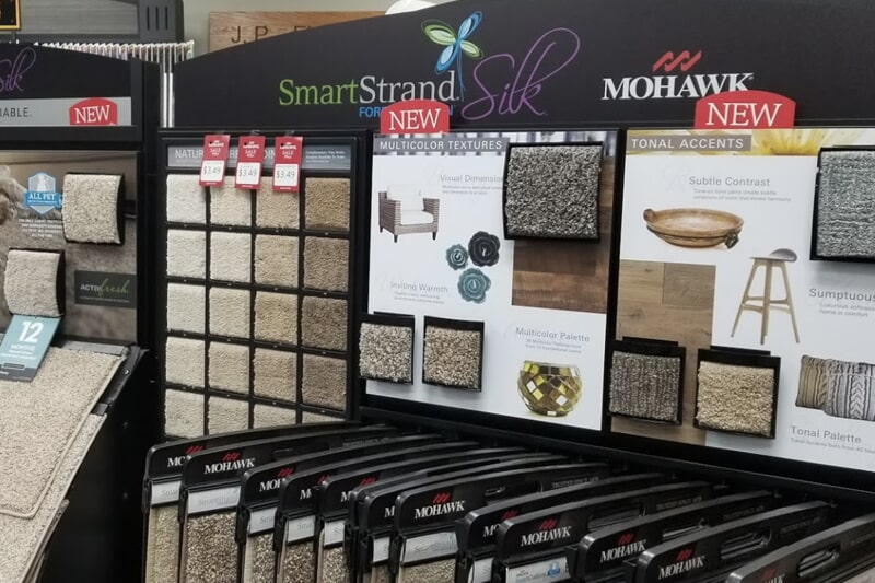 SmartStrand carpet for your Rockwell City, IA home from J.P. Flooring