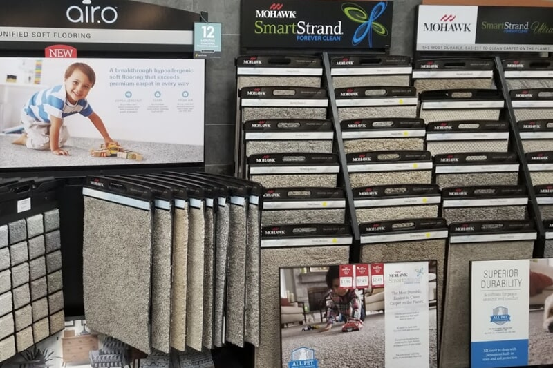 Mohawk carpet for your Sac City, IA home from J.P. Flooring