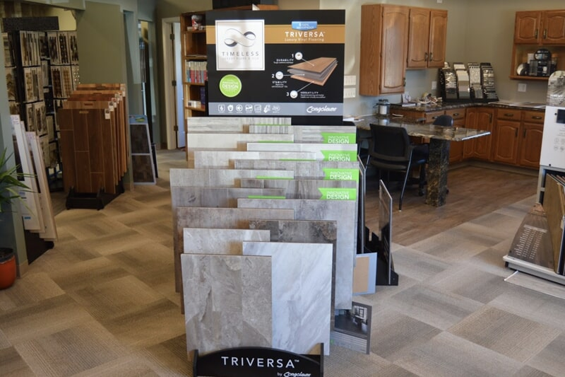 Triversa tile flooring for your Denison, IA home from J.P. Flooring