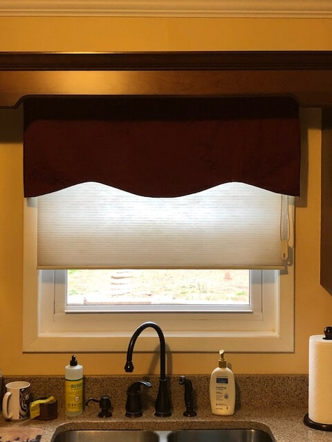 Custom design window treatments in Madison, VA from Early's Flooring Specialists & More