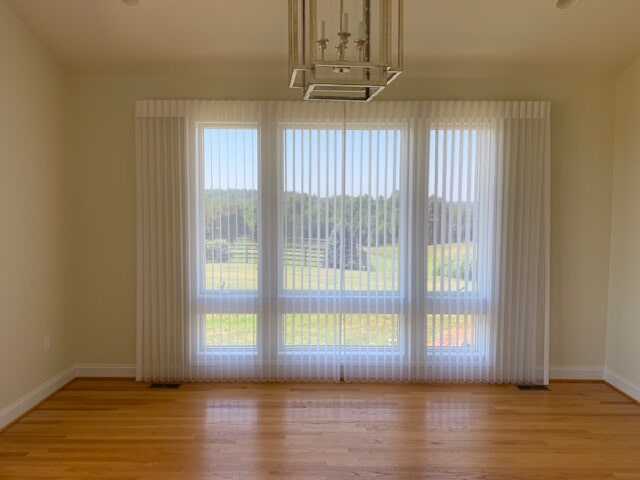 Vertical blinds in Culpeper, VA from Early's Flooring Specialists & More