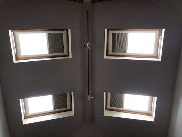 Skylight shades in Amissville, VA from Early's Flooring Specialists & More