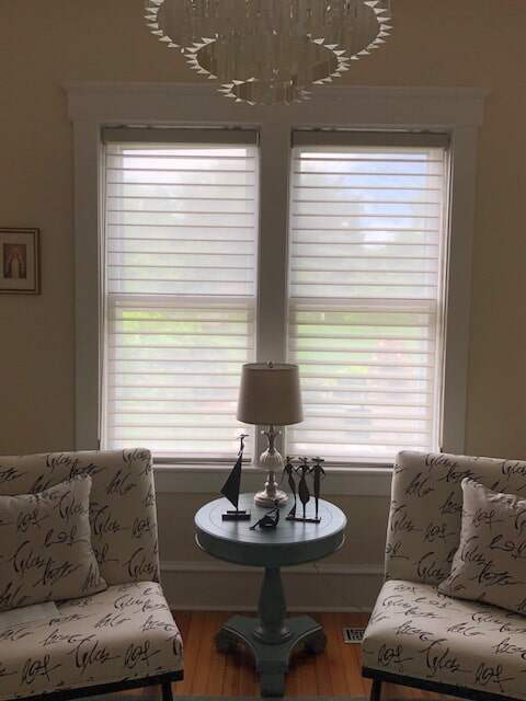 Modern window shades in Amissville, VA from Early's Flooring Specialists & More