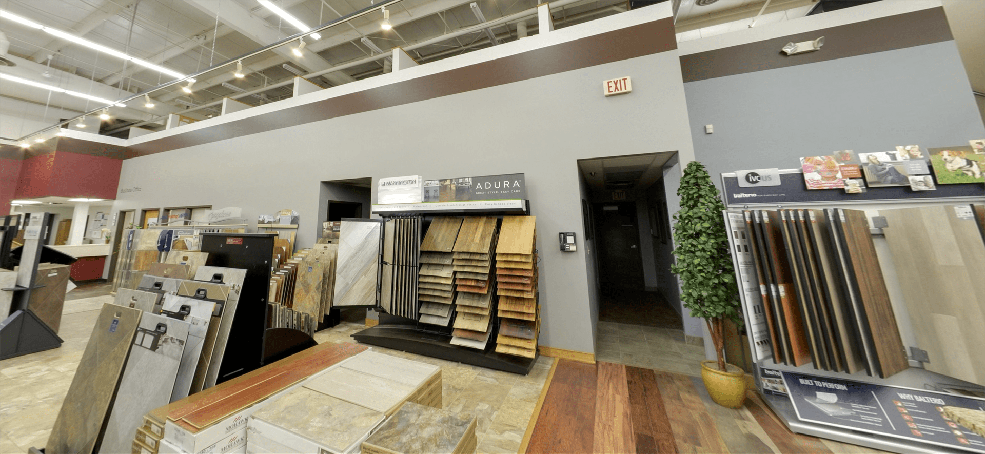 IVC US Floors for your Wisconsin business from Hiller Stores
