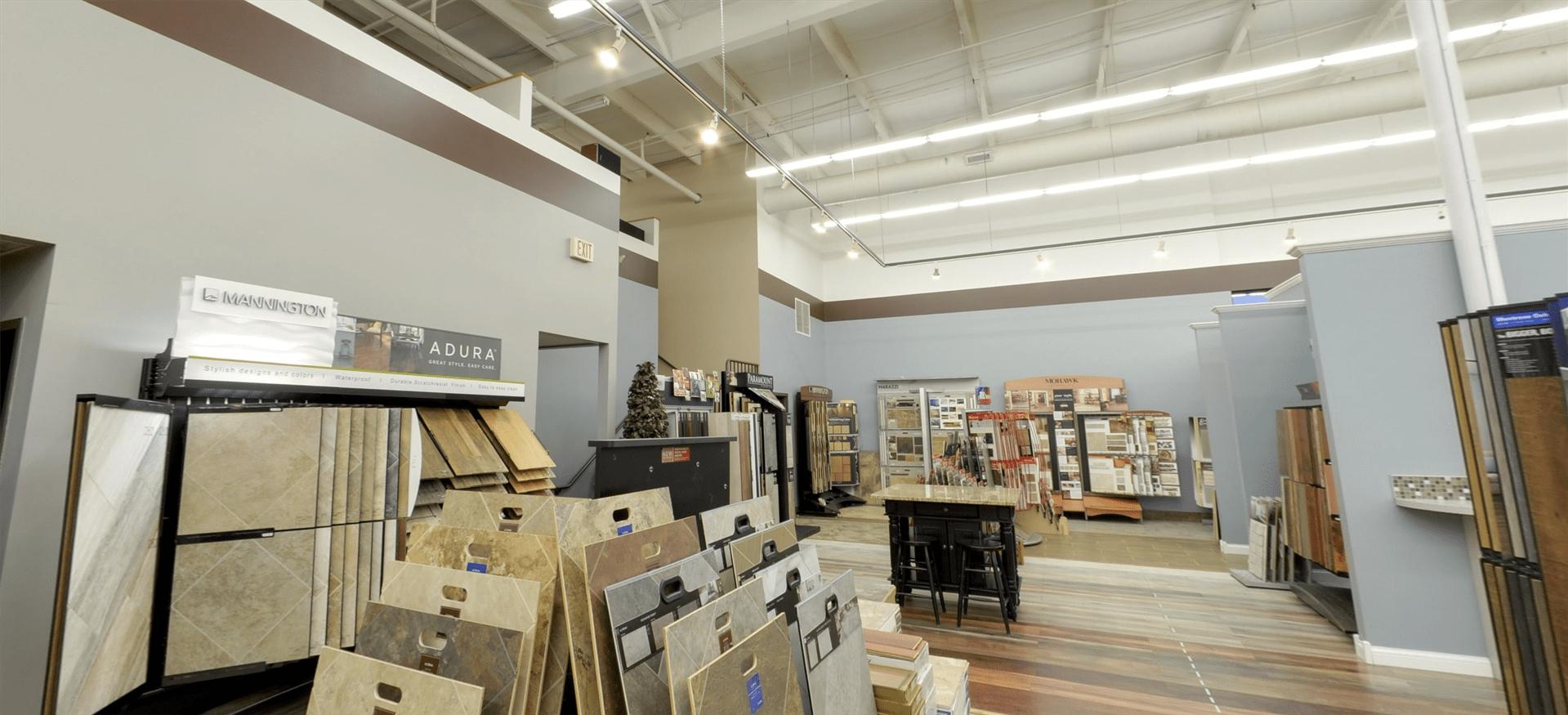 Mannington Adura flooring for your Minnesota business from Hiller Stores