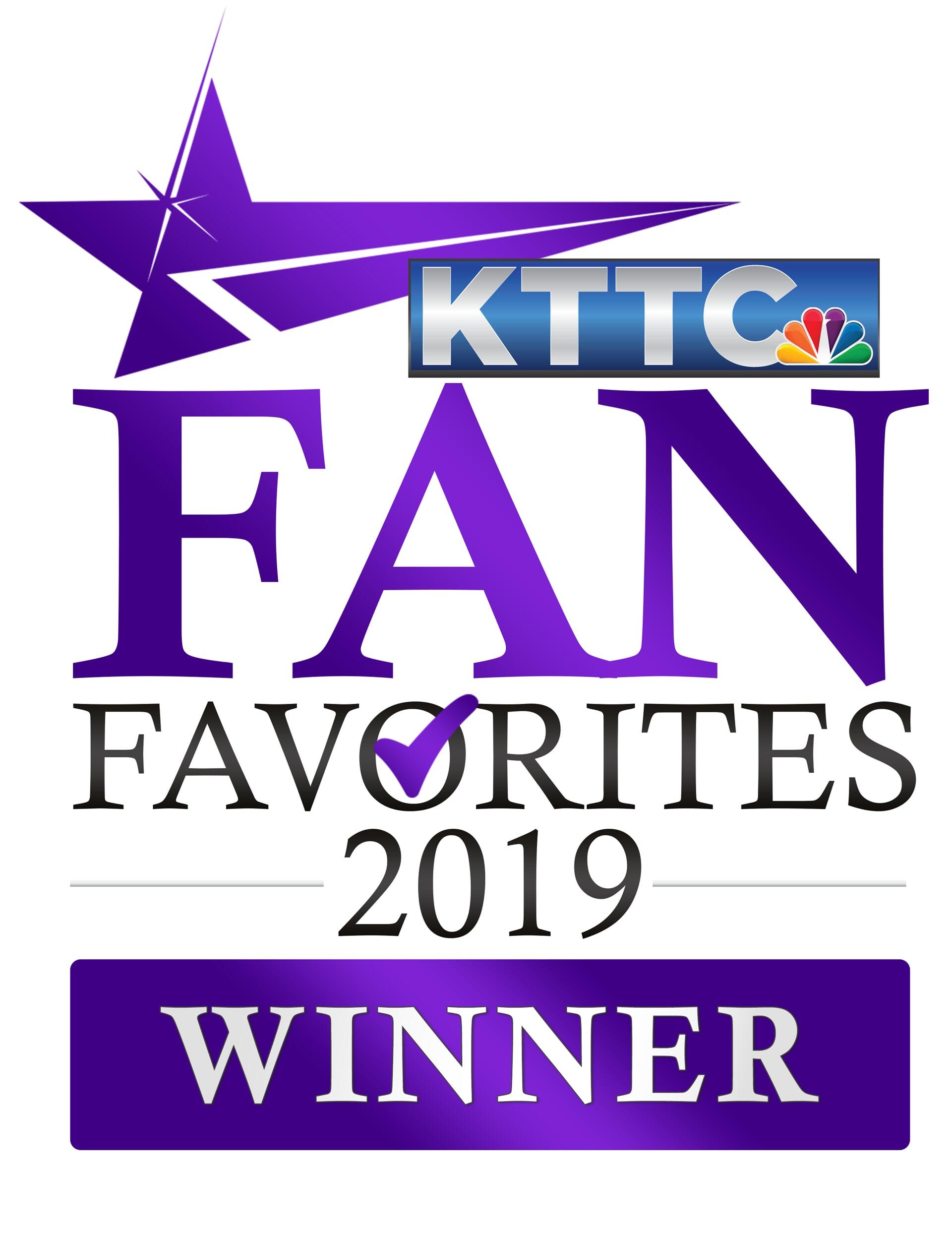 Hiller Stores is a KTTC Fan Favorites 2019 winner