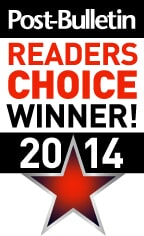Hiller Stores is a 2014 Post-Bulletin Readers Choice Winner!
