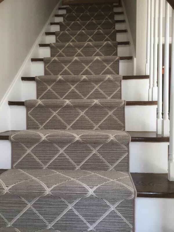 Classic stair carpeting in Essex, CT from Westbrook Floor Covering