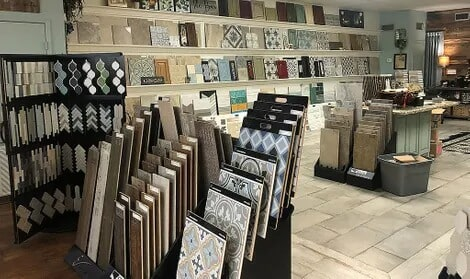 Endless tile flooring options for your Port Neches, TX home from Odile's Fine Flooring & Design