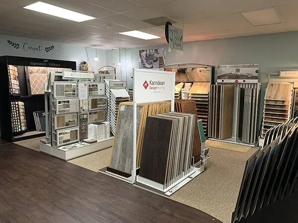 Meet here with our designers and plan for your Port Arthur, TX home at Odile's Fine Flooring & Design